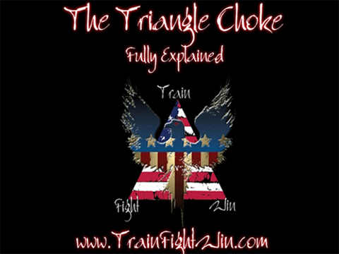 The Triangle Choke - Fully Explained